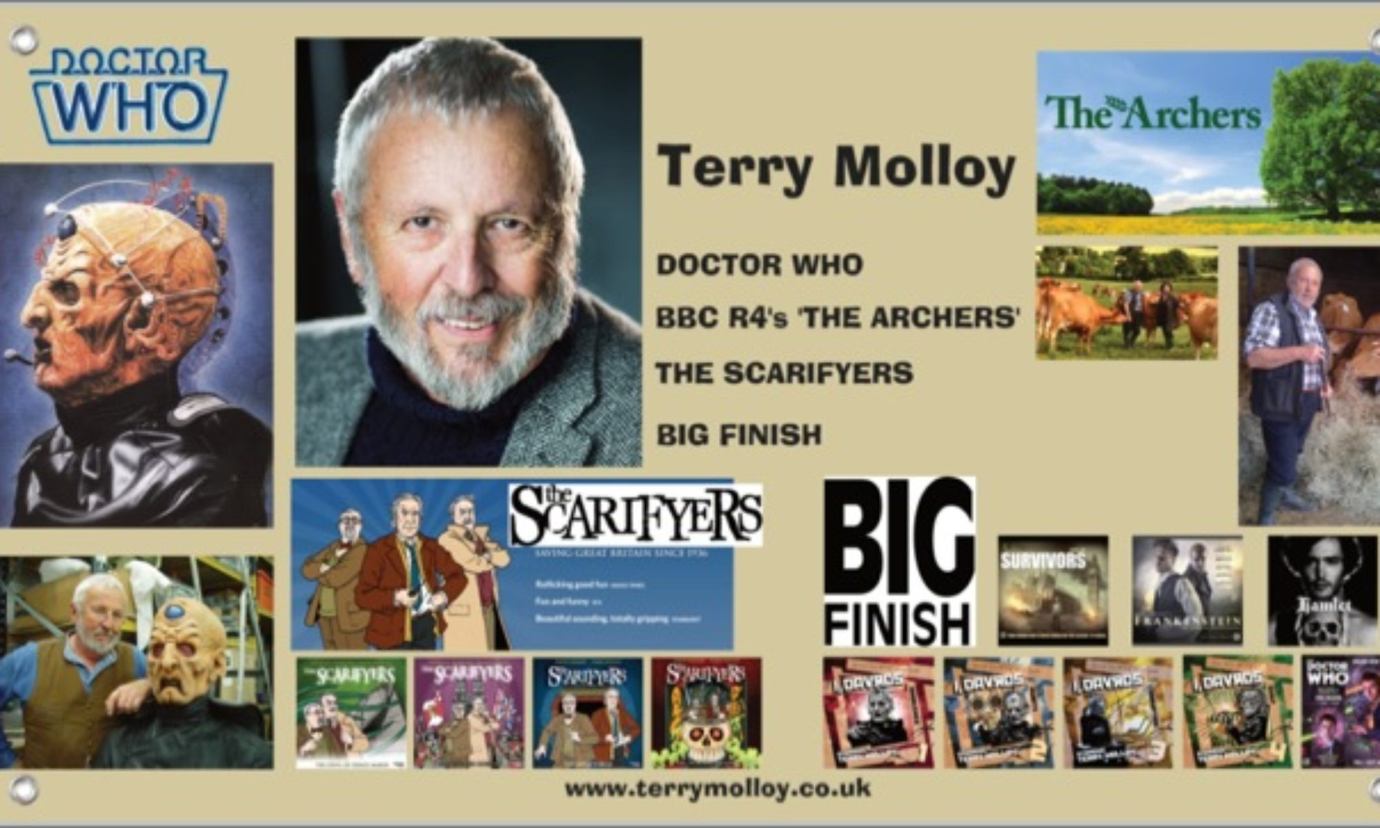 TERRY MOLLOY - OFFICIAL WEBSITE